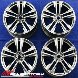 EX35 19 2011 11 2012 12 FACTORY OEM WHEELS RIMS SET 4 FOUR 73747