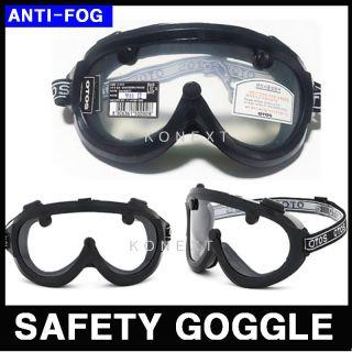 Safety Goggles glasses clear anti fog lens protective eyewear eye
