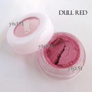 eye shadow powder makeup pigment mineral eyeshadow Dull Red B010