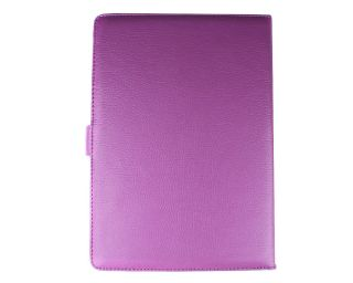 Kobo Ereader Leather Case Cover Jacket New Purple