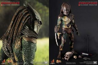 Falconer Predators Hot Toys Collectible 14 inch Figure