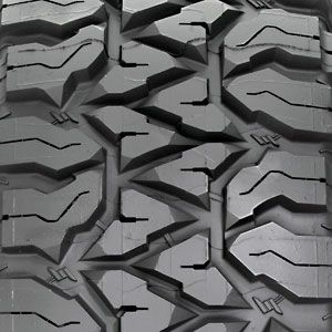 New 35 12 50 17 Dunlop Fierce Attitude MT 1250R R17 Tires