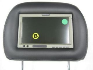 Hummer H2 GM Factory OE Passenger Side Headrest Monitor DVD