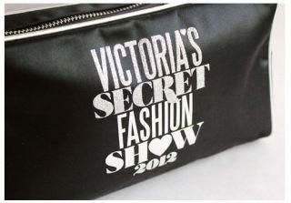 Victorias Secret Fashion Show 2012 Cosmetic Bag Makeup Case Clutch