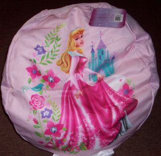 Bedroom on New Disney Princess Bean Bag Chair Bedroom Decor Pink