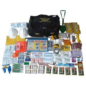 family survival supplies package first aid medical kit tools go bag