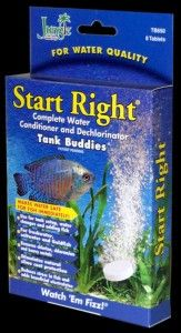 jungle fish aquarium start right tank buddies 8 tabs