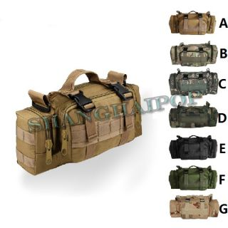 Mens Waist Bag Pack Belt Fanny Pouch Travel Bum Hip Belly ACU Army