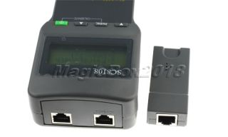 network cable tester meter length sc8108 magic box 2018 store