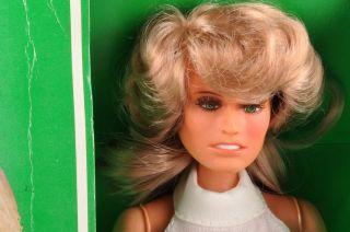 Vtg 1977 Original Mego Farrah Fawcett Doll