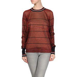 Etoile Isabel Marant Metalic Thread Top