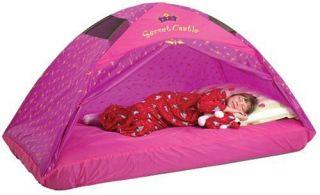 Princess Play Tents Secret Castle Twin Bed Tent
