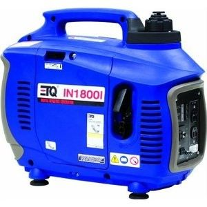 ETQ 1800 Watt Portable Digital Inverter Generator New Condition for