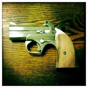 Custom Made Bond Arms Cowboy Defender Gun Grips