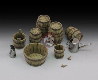 Royal Model 1 35 Wine Barrels and Farm Accessories 641