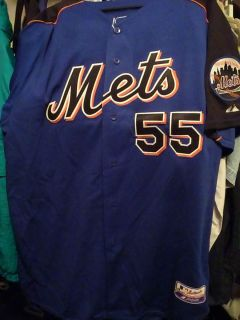2005 Pedro Feliciano Game Used Worn Team Issued New York Mets BP