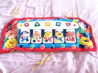 Fisher Price Baby Musical Crib