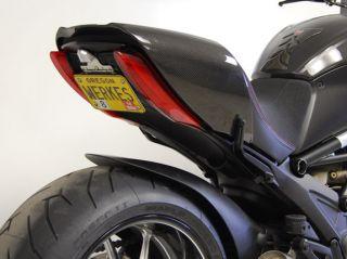2012 Ducati Diavel Competition Werkes LED Fender Eliminator Kit