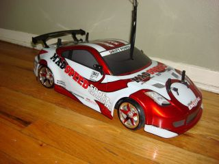 Exceed RC Madspeed Drift King 1 10 Electric Drift Car