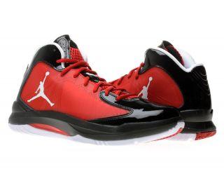 Nike Air Jordan Aero Flight Gym Red White Mens Basketball Shoes 524959