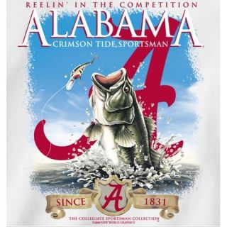 Tide Football T Shirts Reelin in The Competition Fishing