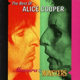 the best of alice cooper cd 22 monster hits