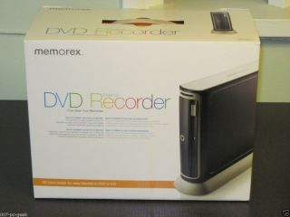 MRX 550LE External Burner Writer 24x DVD+ RW LightScribe Dual Layer DL