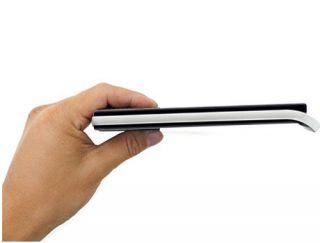 Ineo 500GB Ultra Slim USB2 0 External Pocket Hard Drive