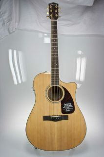 Fender CD230SCE Acoustic Electric Guitar