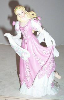 Lenox Legendary Princesses Cinderella Figurine New 1988