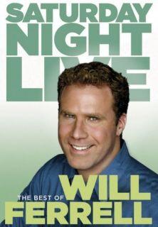Best Will Ferrell V 1 2 New DVD SNL Saturday Night Live 031398124221