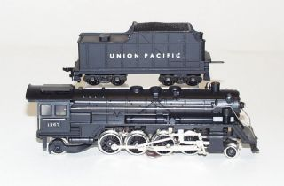 Fleischmann HO Union Pacific 2 8 2 Steam Locomotive Mint