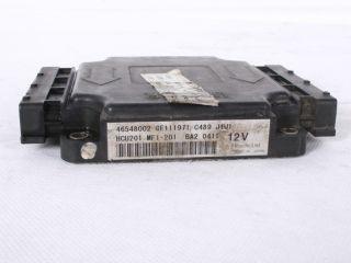 01 04 Fiat Punto Engine Computer 46548002