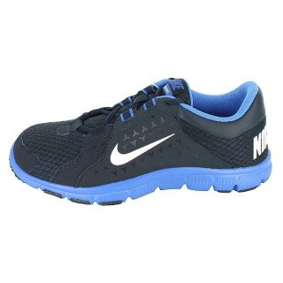 Nike Flex Supreme Trainer Obsidian Blue Running GS Kids US Size 4 5 Y