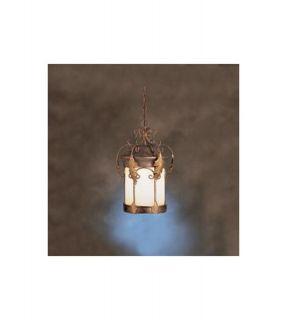 Kichler Legacy Bronze Exterior Fluor Hanging Light NIB