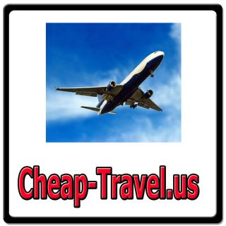 Online Web Domain Airline Tickets Flights Vacations Trips Air $