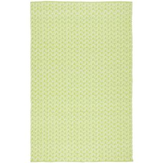 Indoor/ Outdoor Thom Filicia Ackerman Key Lime Green Carpet Area Rug 3