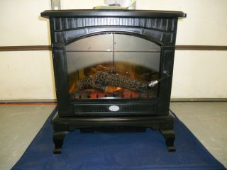 Dimplex Black Classic Electric Stove Fireplace Model DS5629 New