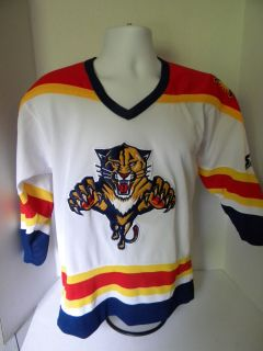 Florida Panthers STARTER Jersey Teen Boy XL 1996 Season NHL Licensed