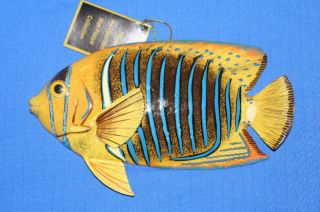 New 8 Tropical Fish Scuba Bath Nautical Decor