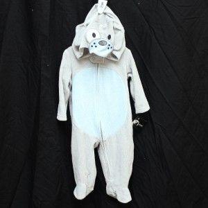 6M Playful Puppy Dog Halloween Costume Boy Girl Toddler Baby Jumper