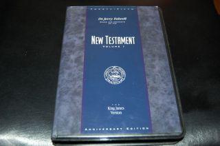 New Testament Cassette Tapes KJV Dr Jerry Falwell Vo 1