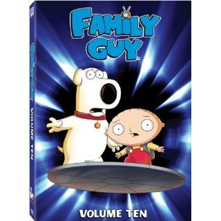 Family Guy Volume Vol 10 DVD 2012 3 Disc Set Brand New SEALED
