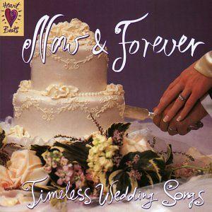 16 timeless wedding songs on cd original artists