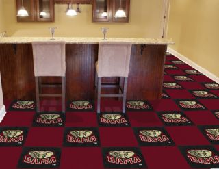 view all alabama crimson tide mats rugs mat edge detail