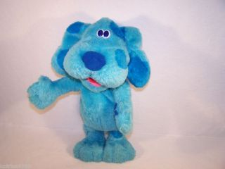 2003 Mattel Blues Clues 14 Talking Singing Dancing Toy