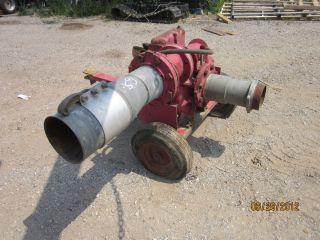 Hale 6 Irrigation Pump PTO Driven 540