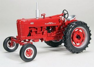 Farmall 400 Gas Wide Front Farm Toy Tractor ZJD 1639