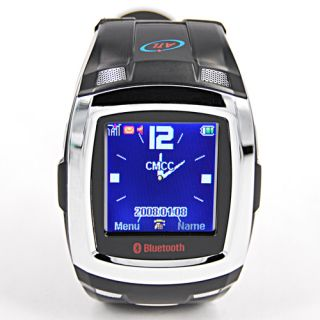 P888 FM Radio Bluetooth Touch Screen Watch Cell Phone