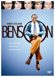 Benson The Complete First Season DVD 2007 3 Disc Set DVD 2007